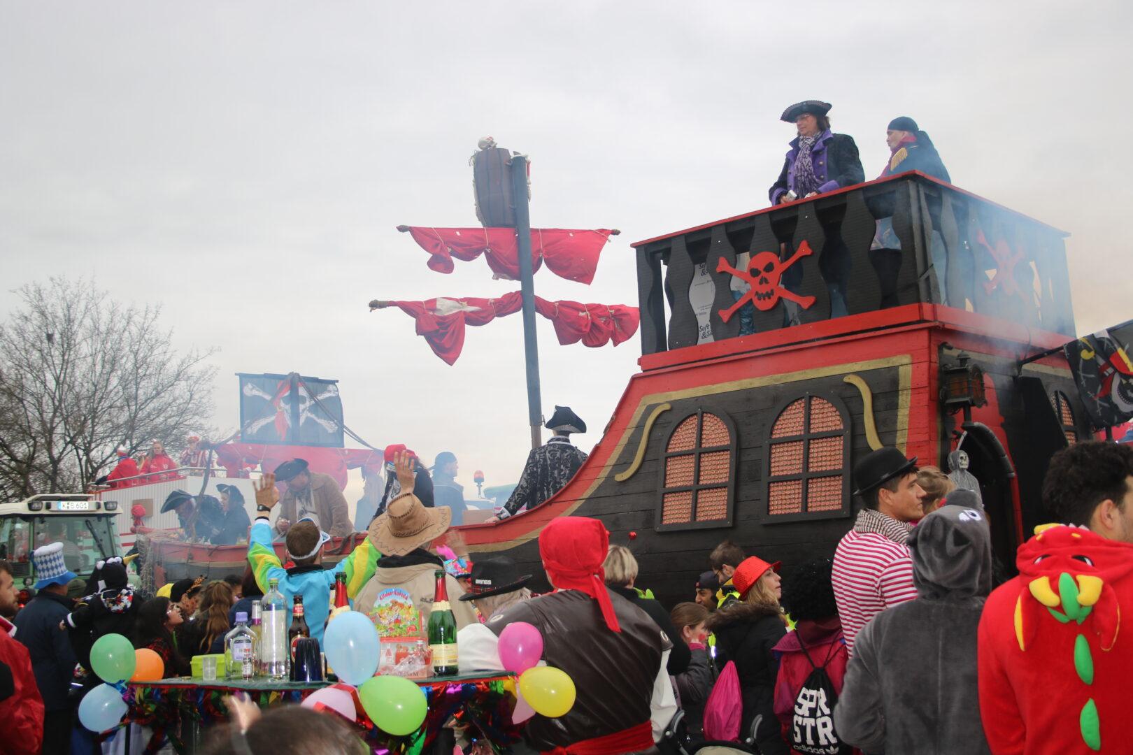 Alaaf! Die TSG feiert Karneval