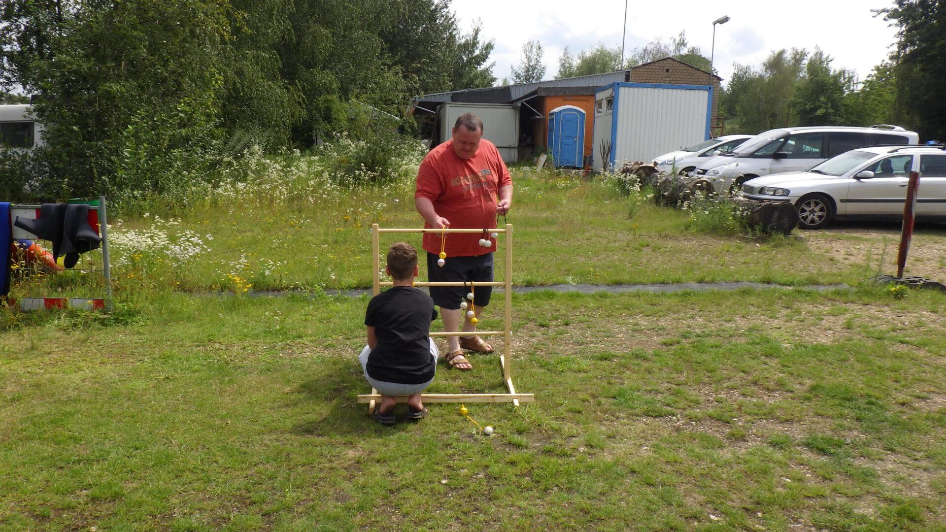 Kinder- und Jungendtauchen am 19.07 am Widdauer See
