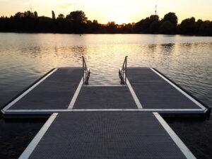 Einschränkungen am Fühlinger See durch Pressetermin